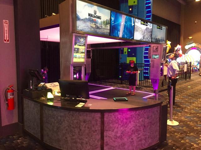 Virtual Reality Gaming Peabody