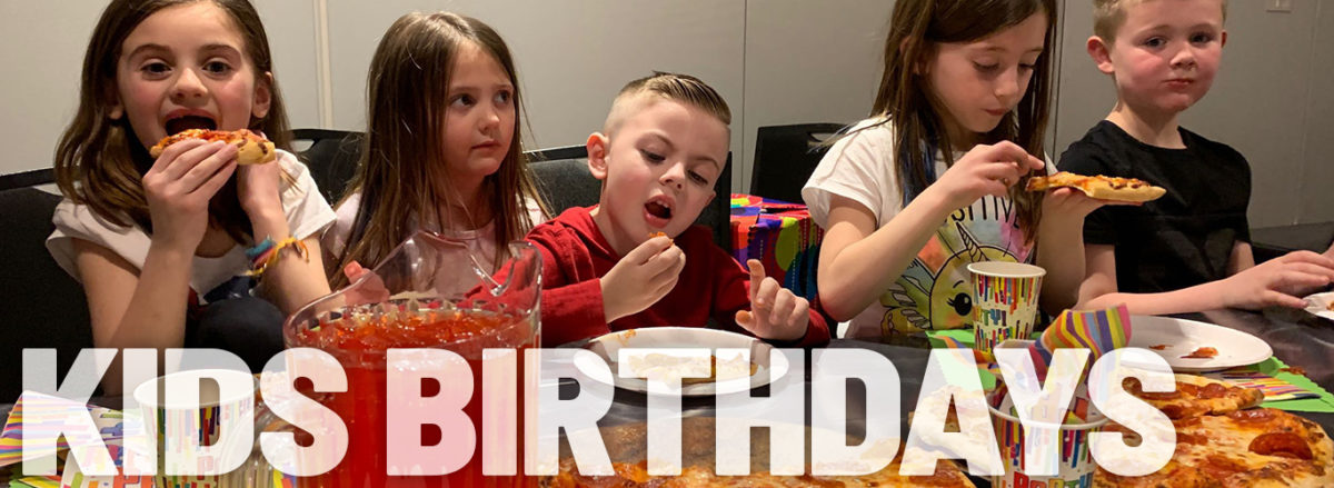 The best kid's birthdays in boston