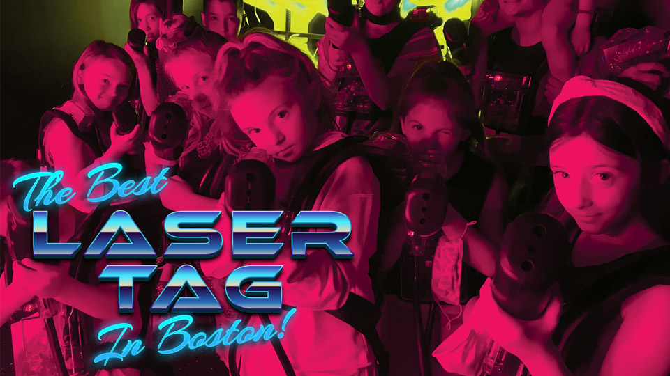 The Best Laser Tag in Boston